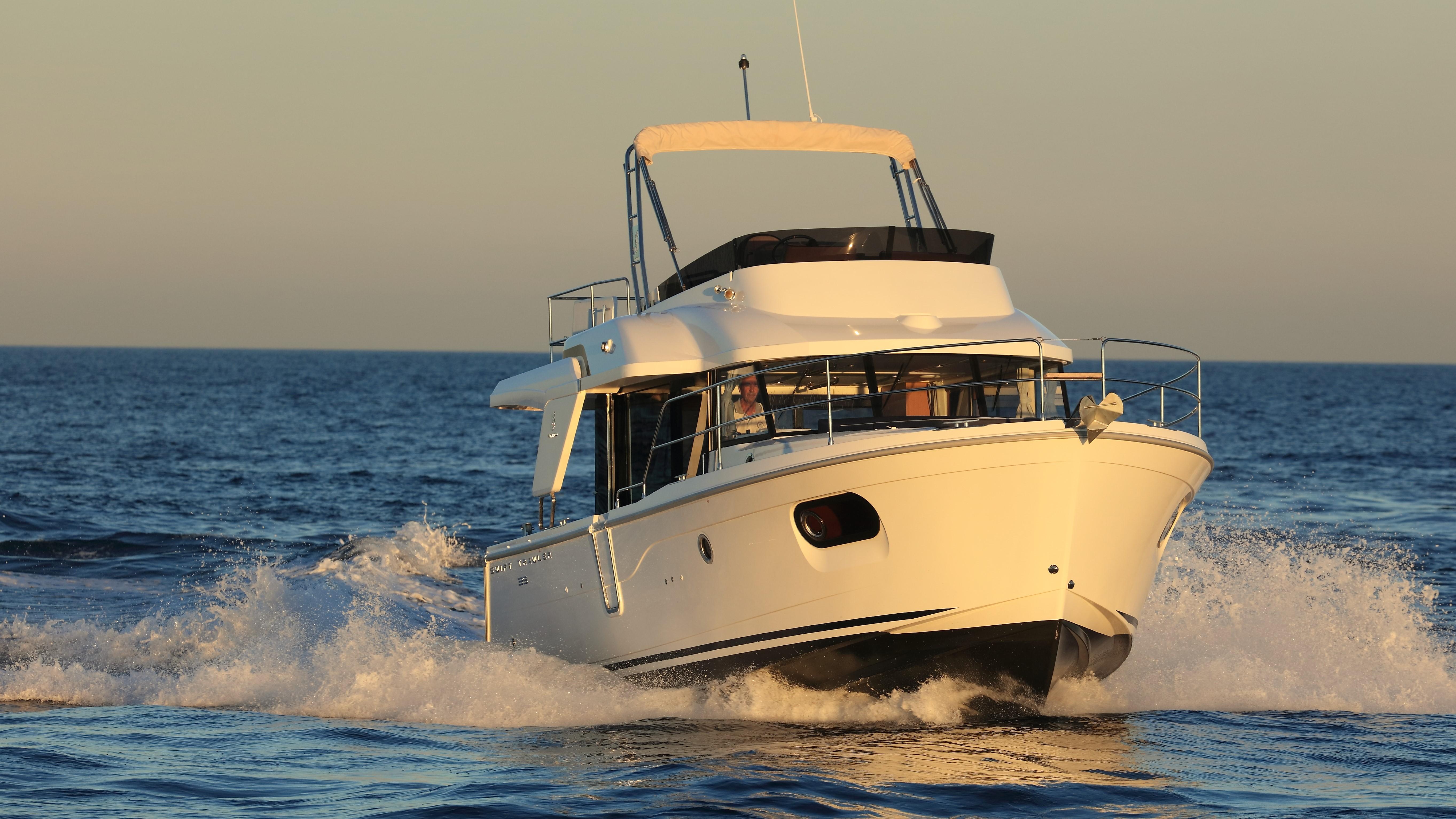 Beneteau Swift Trawler 35 Beneteau Swift Trawler 35 - Shared Ownership