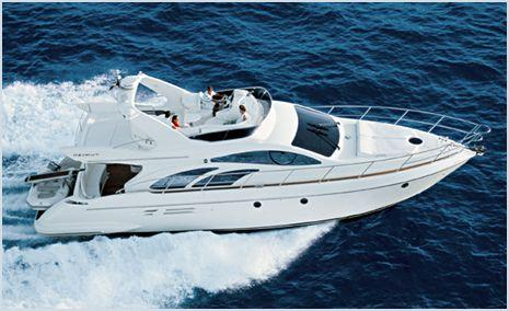 Azimut 50 EVO Manufacturer Provided Image: Azimut 50