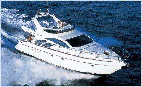 Azimut 50 EVO Manufacturer Provided Image