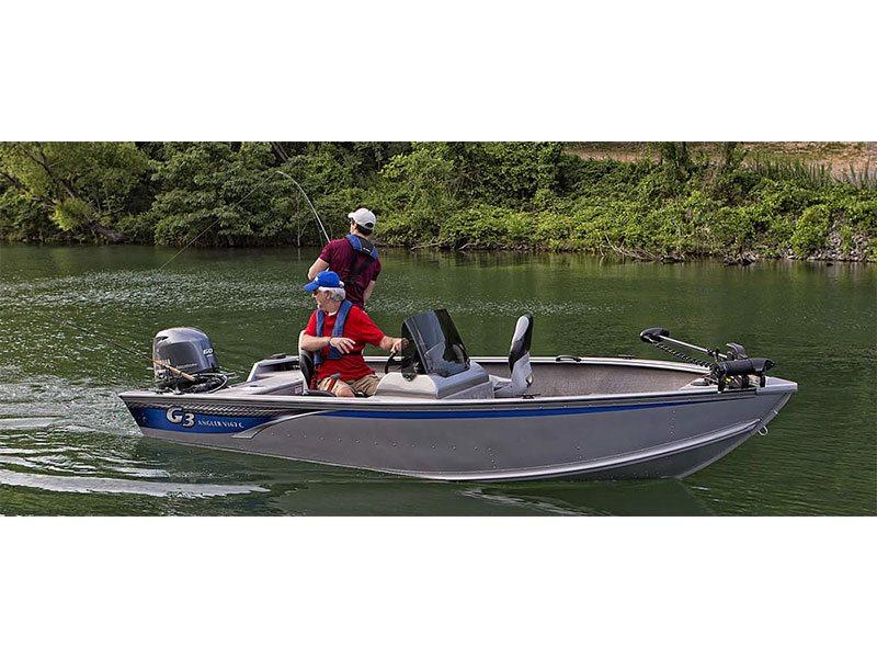 G3 BOATS Angler V167 T