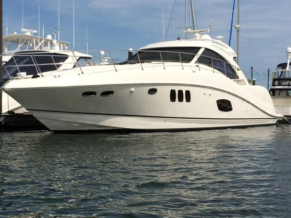 Sea Ray 580 Sundancer 2010 Sea Ray 580 Sundancer