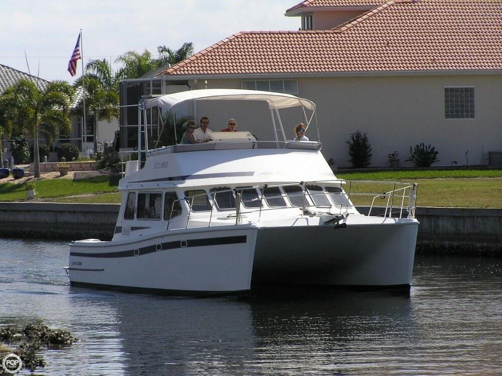 Scimitar 3650 2002 Scimitar 3650 for sale in Port Charlotte, FL