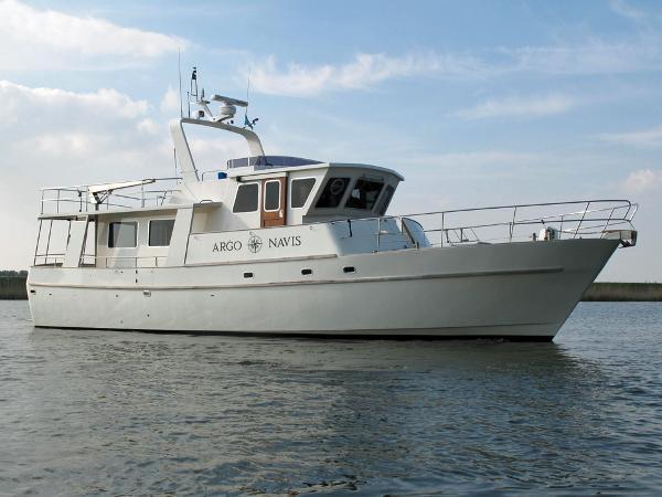 Moody Trawler 50  Stabilizers