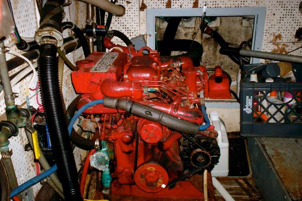 Ford Lehman Diesel Engine