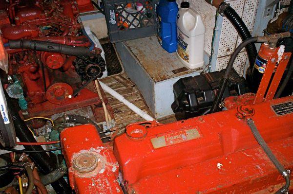 Westerbeke Generator