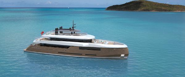 Kingship Marine Limited Twin Screw Displacement Motoryacht
