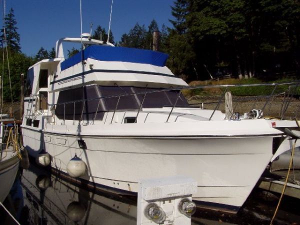 CHB Ponderosa Flybridge Motoryacht Photo 1