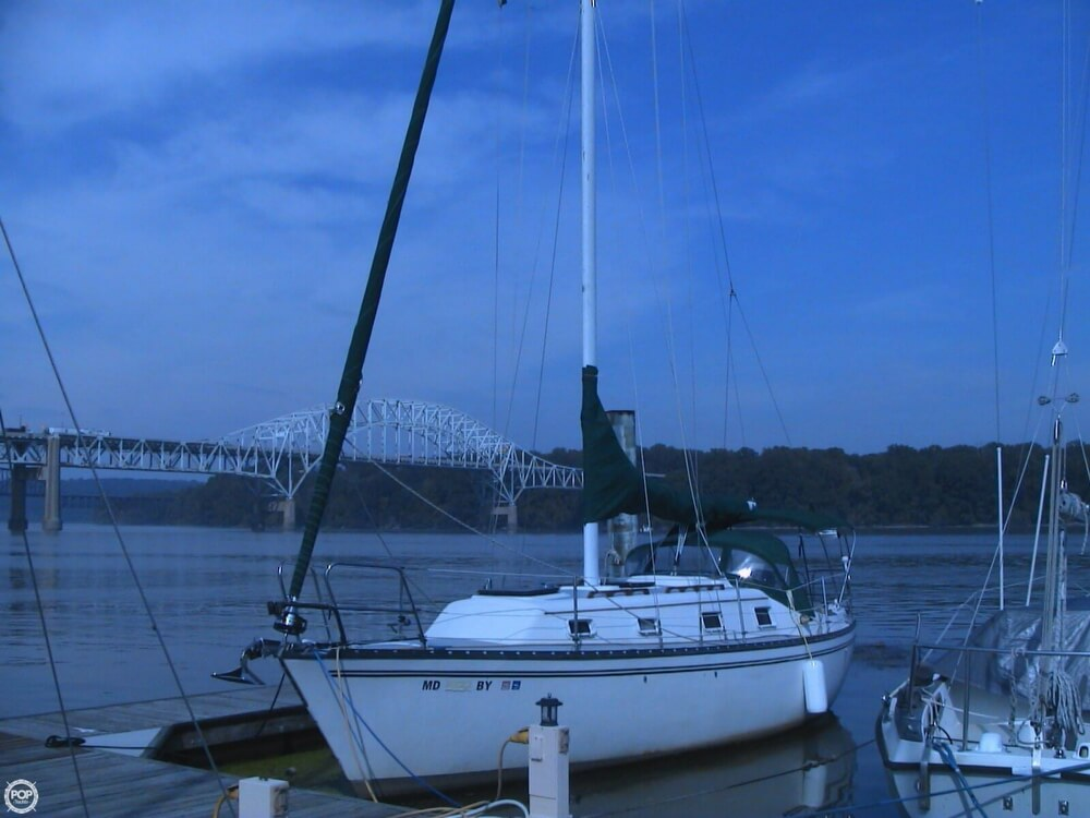 Hunter 30 1980 Hunter 30 for sale in Havre De Grace, MD