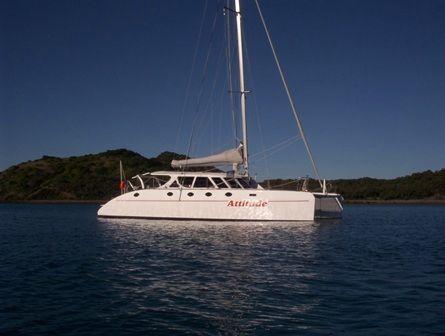 Custom Cruising Sailing Cat
