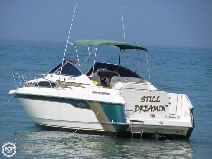 Monterey Cruiser 276 1996 Monterey Cruiser 276 for sale in Benton Harbor, MI