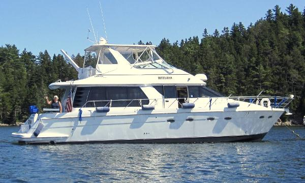 Carver 530 Voyager Pilothouse Carver 530 Voyager - Betty Jean - Owners Photos
