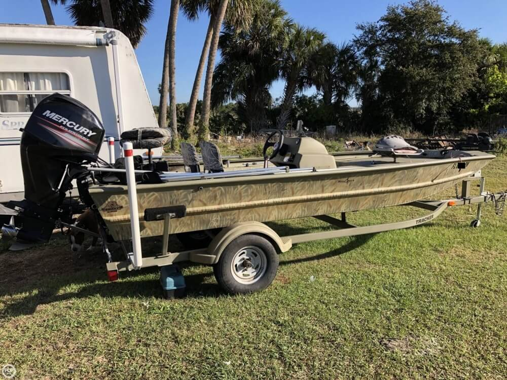 Tracker 1754 SC 2015 Tracker 1754 SC for sale in Rockledge, FL