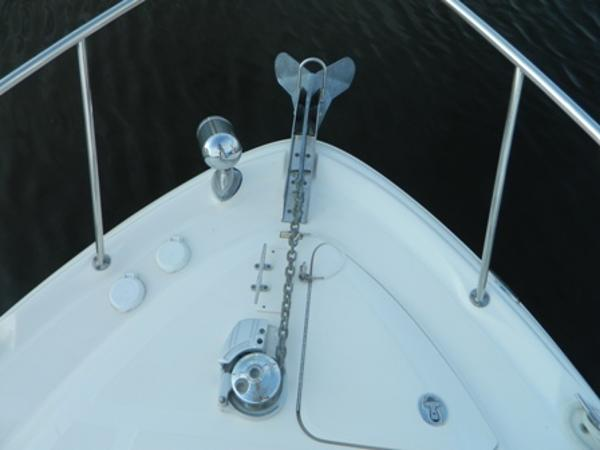 Anchor Windlass - Foredeck