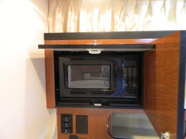 Microwave Built-in