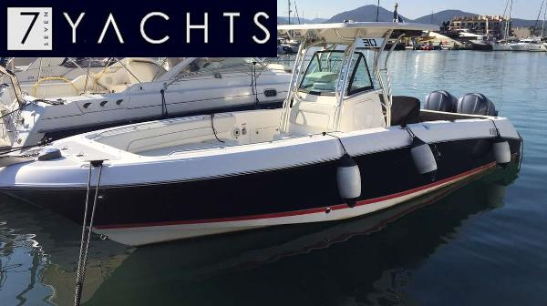 Wellcraft 30 Scarab Offshore Sport