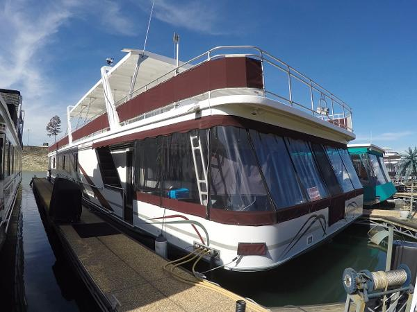 Sumerset Houseboats 20 x 90 Widebody