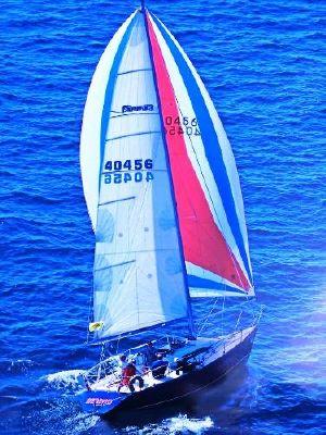 Farr 33' Sloop Cruising