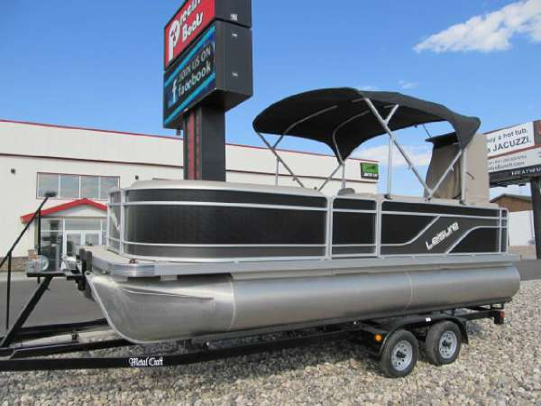 Leisure Pontoons 220LTD TRI TOON