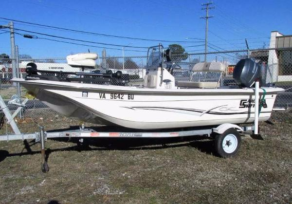 Carolina Skiff JVX Series 16 CC