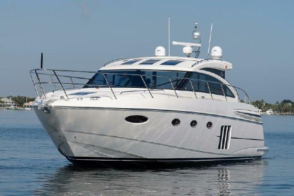 Princess V52 Port side