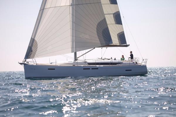 Jeanneau Sun Odyssey 449 Manufacturer Provided Image