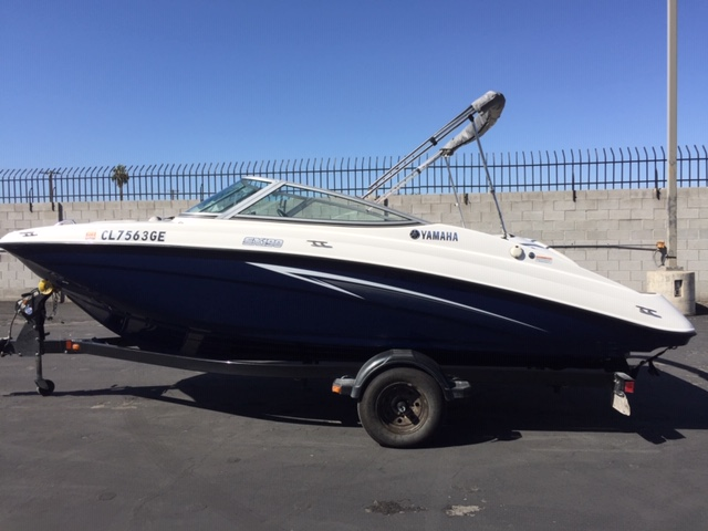 Yamaha Boat SX190