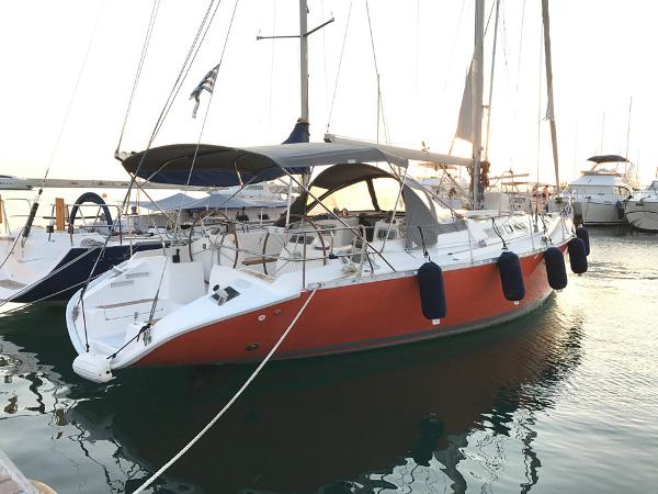 Atlantic 49 Owners version Atlantic 49 for sale in Greece by Alvea Yachts