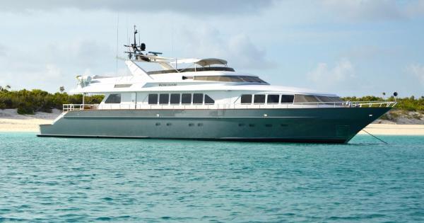Trinity 115' Trinity Motor Yacht WATERCOLOURS