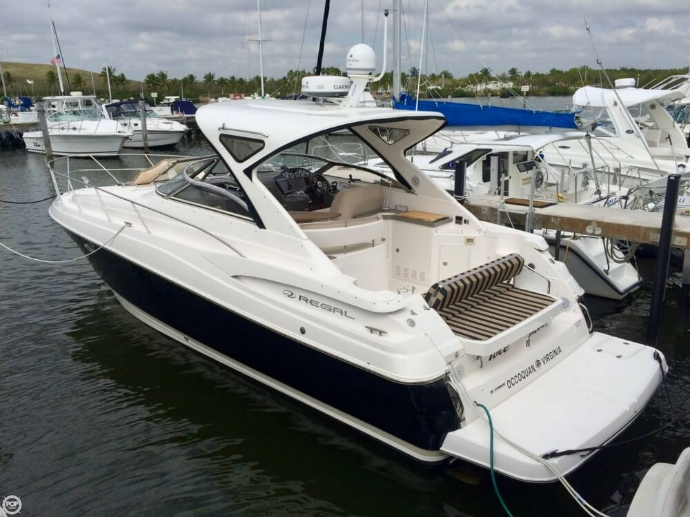 Regal 38 Express Cruiser 2011 Regal 38 Express Cruiser for sale in Miami, FL