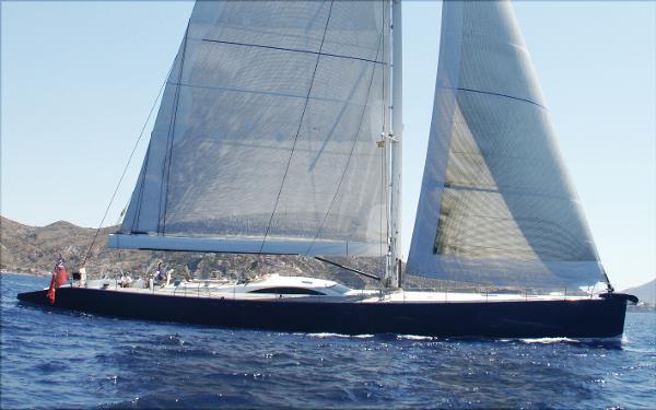 Green Marine / Reichel Pugh Custom Fast Cruiser - Racer Sailing