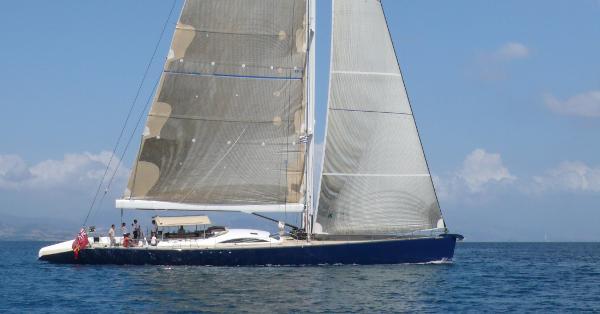 Green Marine / Reichel Pugh Custom Fast Cruiser - Racer Maria Alba II