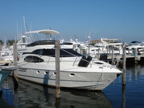Azimut Cinquanta Starboard Profile