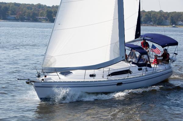 Catalina 355 Fully Equipped Sistership