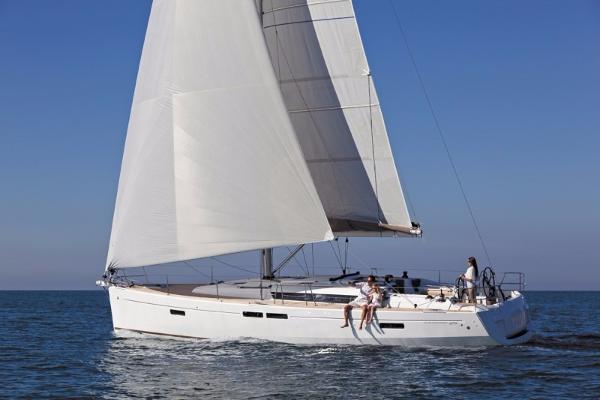 Jeanneau Sun Odyssey 479 Manufacturer Provided Image