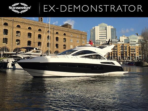 Sunseeker 68 Sport Yacht Sunseeker 68 Sport Yacht