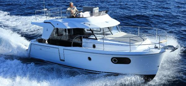 Beneteau Swift Trawler 30 Manufacturer Provided Image
