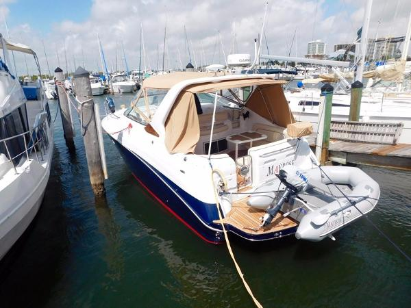 Used cuddy cabin boats for sale in florida page 7 of 29 for Chris craft express cruiser for sale