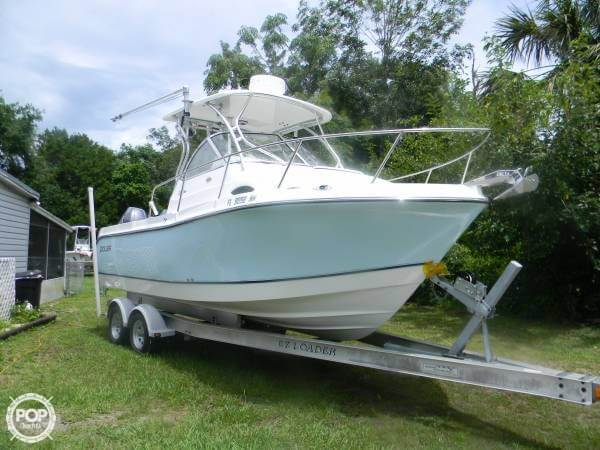 Polar Boats 23 2006 Polar 23 for sale in Ponce Inlet, FL