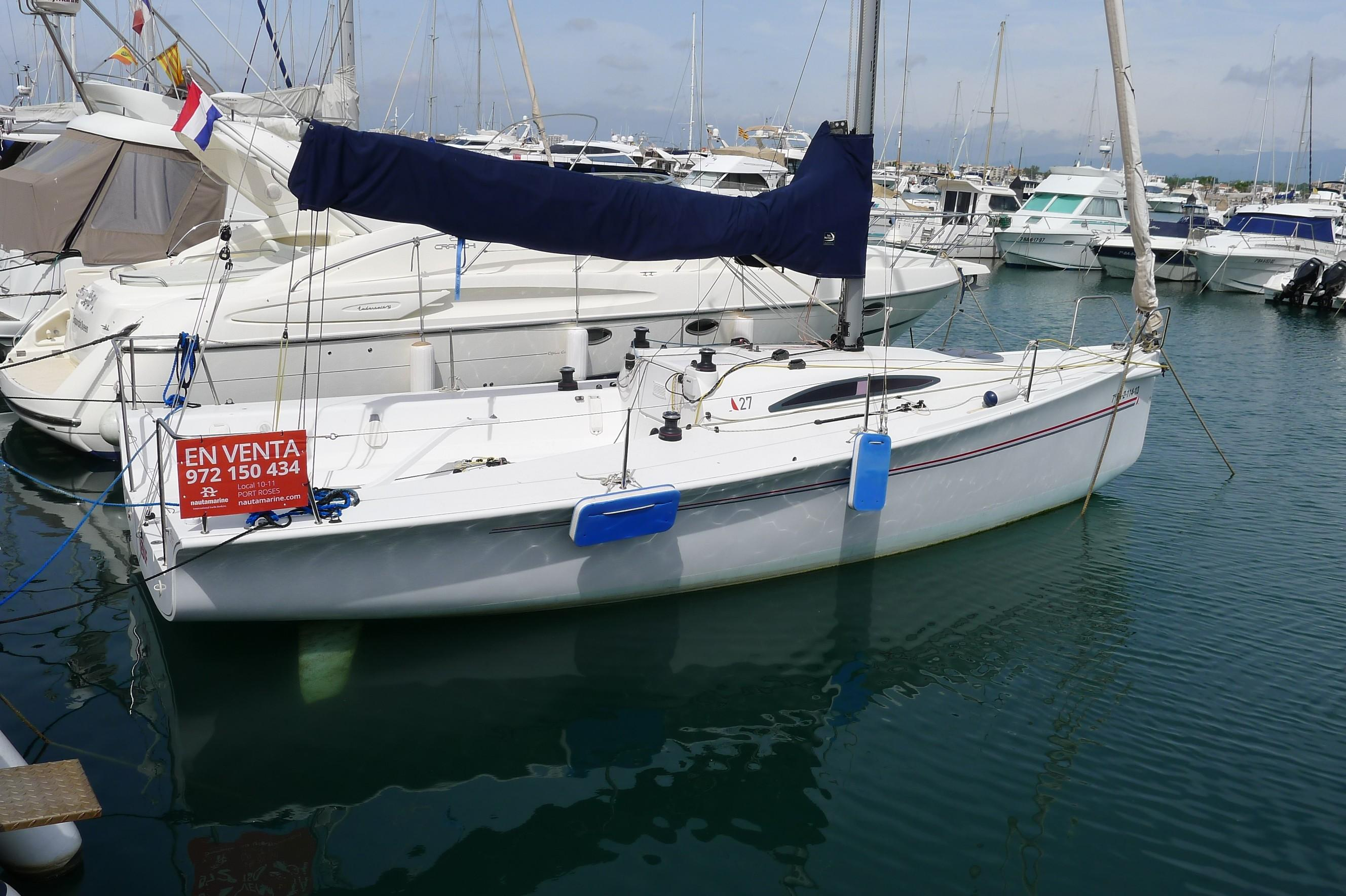 Archambault A27- lifting keel