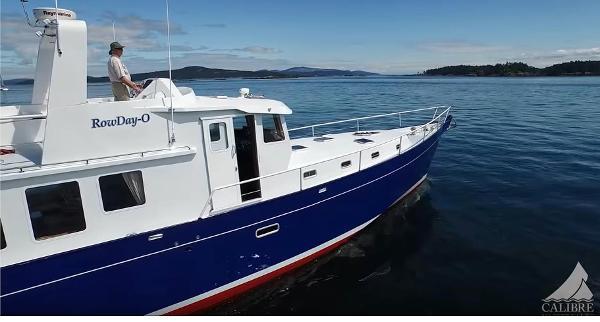 Whitacre 68 Custom Cutter Coast Guard Cutter