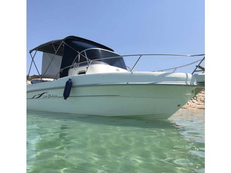 Capelli Capelli Cap 24 WA. Barco de segunda mano en venta