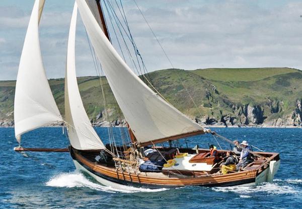 Bristol Channel Pilot Cutter Replica