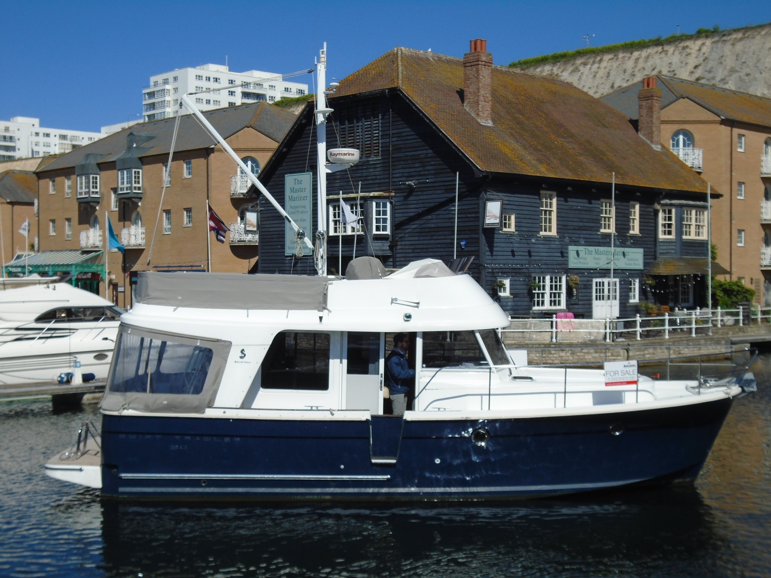 Beneteau Swift Trawler 34 Swift Trawler 34 Elektra