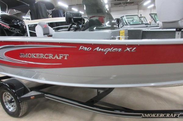 Smoker Craft 171 Pro Angler XL
