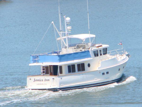 Underway Starboard