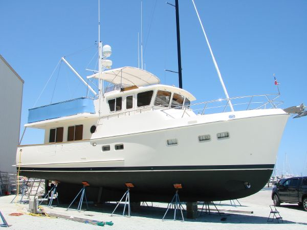 Starboard Bow Haul Out April 2012