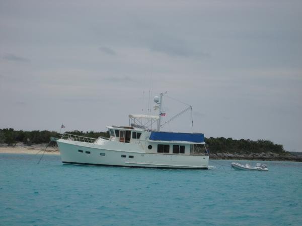 At Anchor Bahamas