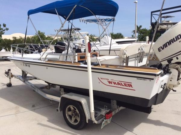 Antique And Classic Power Boston Whaler Boats For Sale