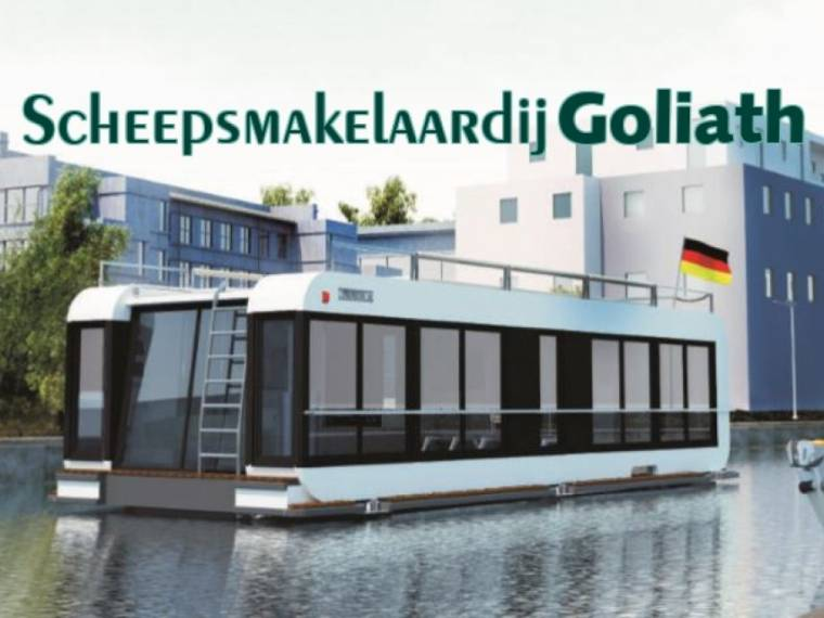 Houseboat Malediven