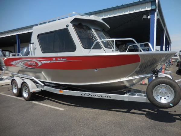 Hewescraft 210 SEA RUNNER HT W/ ET